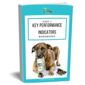 Part 1 of the Key Performance Indicators Workbook set by Al Bowman.
