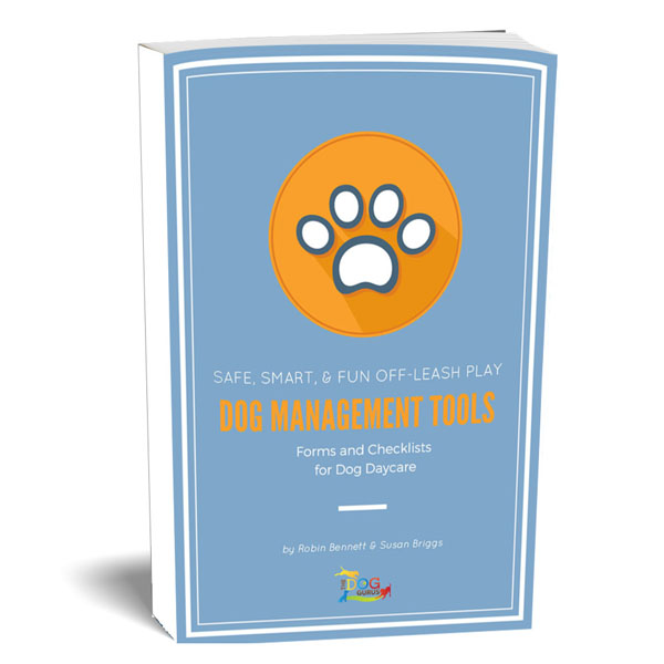 off leash dog management tools