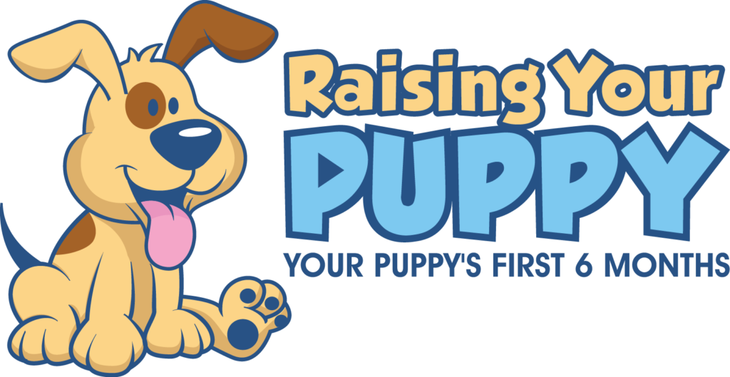 Raising Your Puppy Logo
